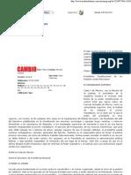 27-01-08 Los 300 mas influyentes- Revista cambio