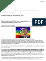 Conspiracion del Movimiento Gay | Legnalenja.pdf