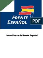 Ideas - Fuerza del Frente Español (2003)