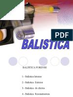 Balistica Nueva