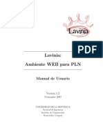 Lavinia Manual Usuario