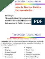Teoria Econômica UNIDADE 2