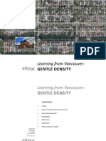 Learning from Vancouver