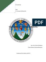 Breve descripción del municipio de Tecpán Guatemala Chimaltenango