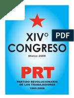 XIVcongresoPRT