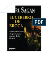 carl sagan - el cerebro de broca