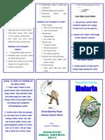Leaflet Malaria Karol