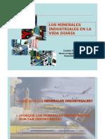 000 Los Minerales Industriales en La Vida Diaria