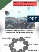 Plan Guayana Socialista Oct 2009