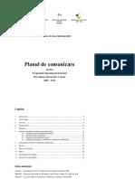Plan de Comunicare Pentru POSDRU 2007-2013 Romana - Plan_comunicare