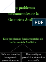 Primer Problema Fundamental