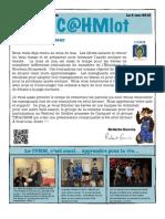 Bulletin Mai 2013