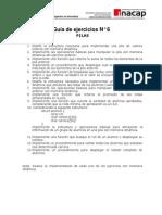 Guía N.6 - PILAS