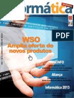 INFORMÁTICA EM REVISTA - EDIÇÃO 83 - JUNHO DE 2013
