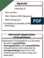 Microsoft App-V Intro