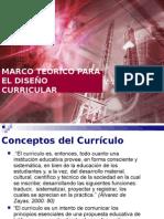aspectsos metodologicos para el diseño curricular