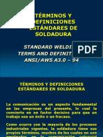 Terminos y Definiciones Aws 3.0