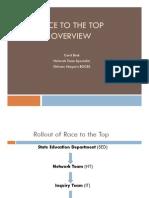 rttt overview presentation - faculty mtg