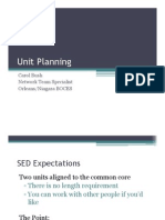 unit planning step-by-step