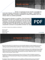 Securite Linux Salon Infothema 3 Mars 2012 Pascal Sene