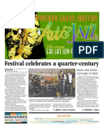 Grand Junction Daily Sentinel coverage for Gumbo le Funque