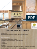 Kitchen Design Trends 2013