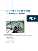 AutoCAD® Civil 3D® 2012