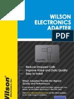 Antenna Adapter Guide