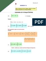 Matematica II - Sesion 10