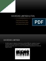 Sociedad Limitada (Ltda)