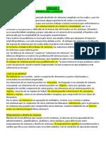 Sistemas y Organizaciones I