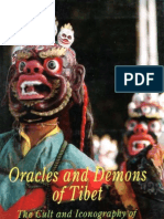 Rene de Nebesky-Wojkowitz. Oracles and Demons of Tibet