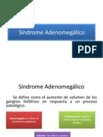 Síndrome Adenomegálico PAD