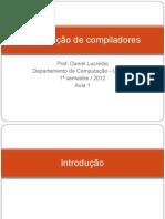 Compiladores1.2012.1.Aula01.Introducao
