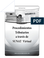 Procedimientos Tributarios_SUNAT