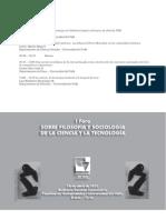 PLEGABLE I FORO filosofia y sociología de la ciencia y la tecnología.pdf