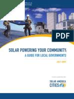 Solar Powering