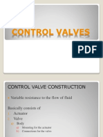 types control valves