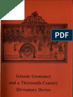 Islamic Geomancy