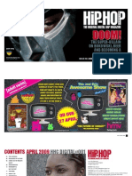 Hip-Hop Connection Digital Issue #1