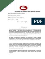 Análisis del sector de oleaginosas