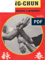 WING-CHUN ESTUDIO TEORICO Y PRACTICO - por Sifu. José Ortiz
