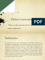 Definición curri Alonso Candia