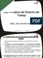 Principios del Derecho del Trabajo en Honduras