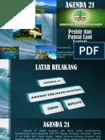 Pengelolaan Kualitas Lingkungan - Pesisir dan Pantai Laut Lestari