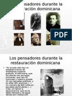 Grandes Precursores de la Educación Dominicana