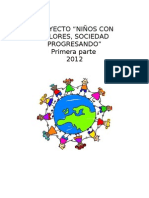 Ficha General Del Taller de Valores