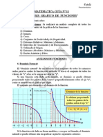 11) Análisis Gráfico de Funciones