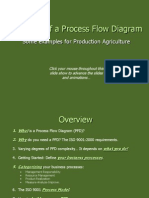 Evolution of a Process Flow Diagram