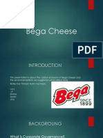 BFP1100 Bega Cheese Presentation